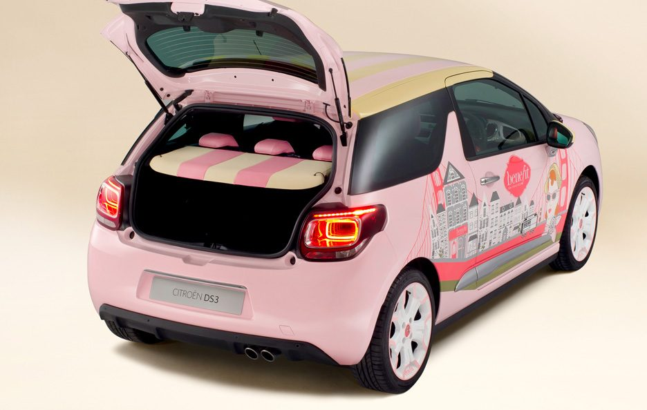 Citroen- DS3 Concept - Benefit Cosmetics