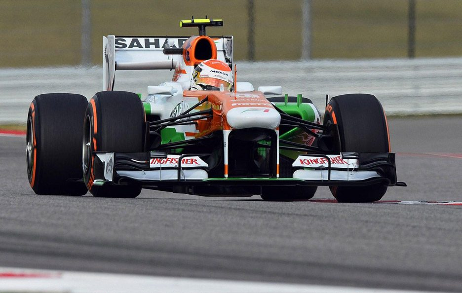 Force India 12