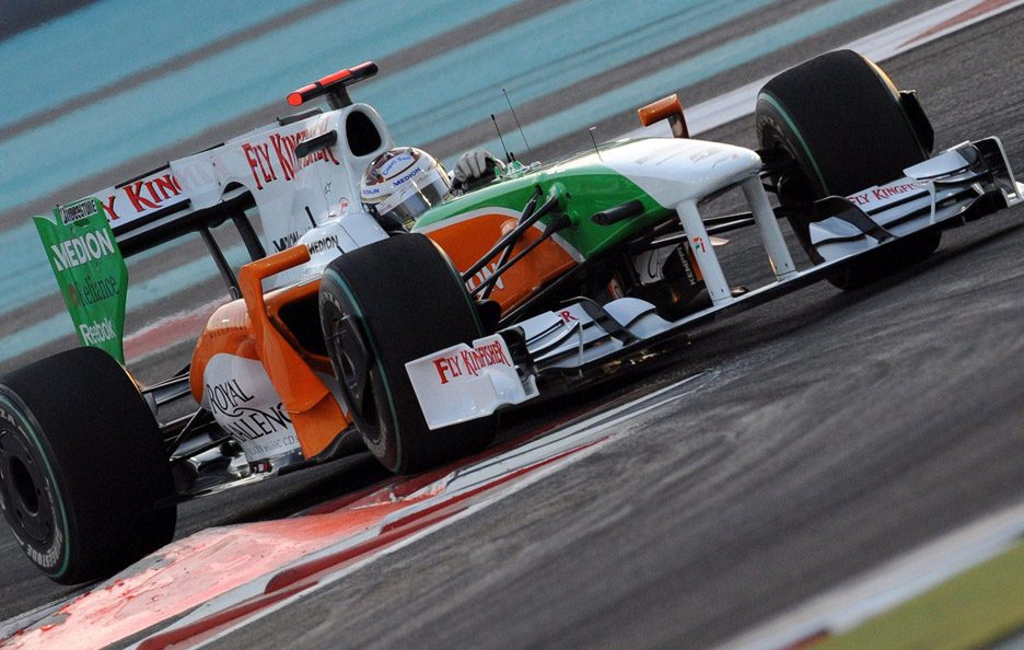 Force India 4