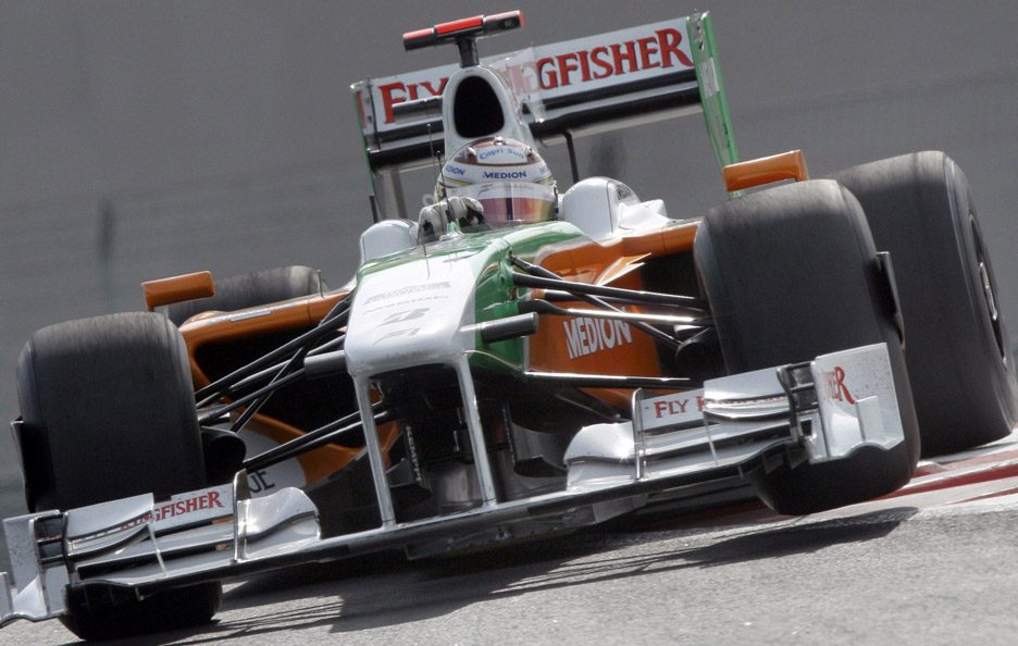 Force India 5