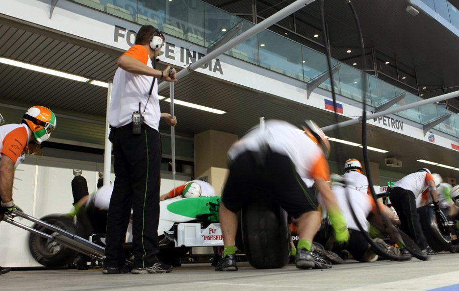 Force India 7