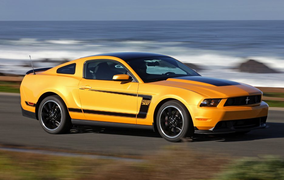 Ford Mustang quinta generazione 2012 Boss 302