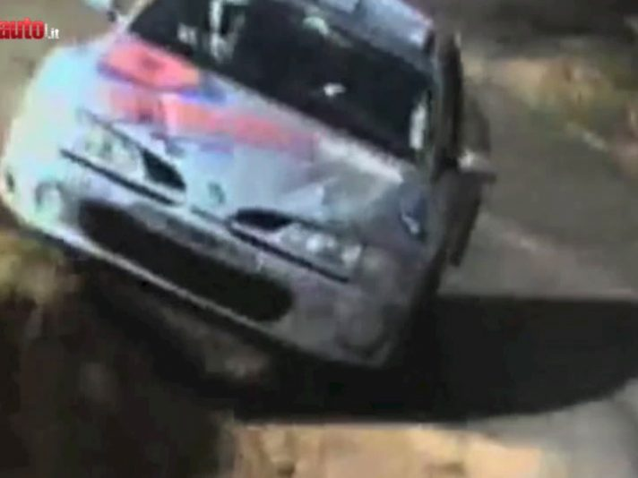 Incidenti Rally COmpilation - Part 1