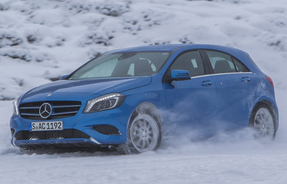 Mercedes A250 4Matic