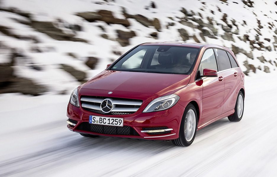 Mercedes B220 4Matic