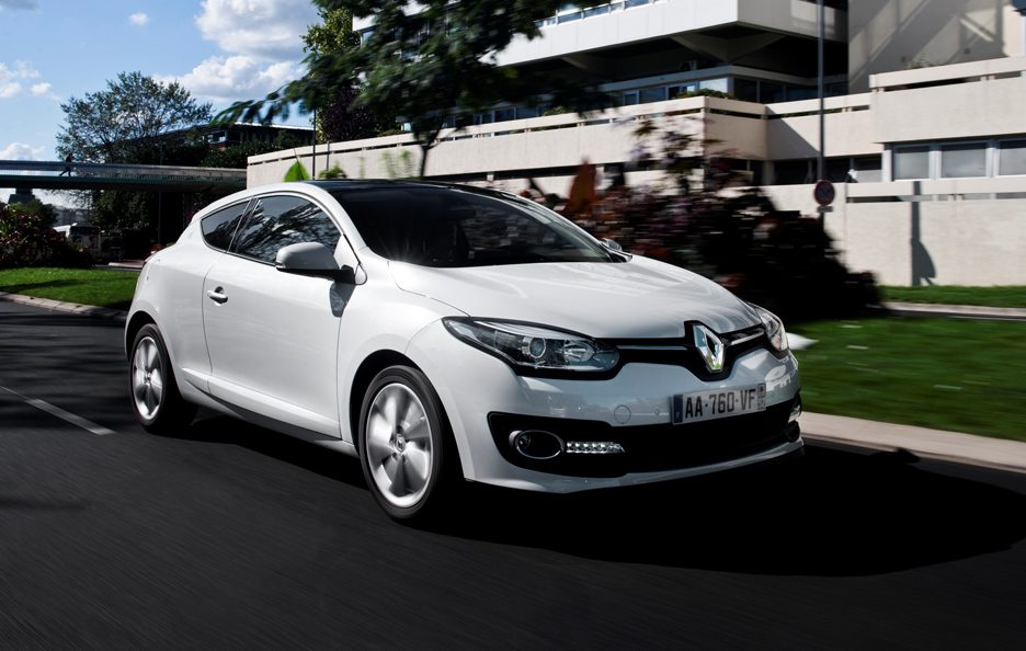 Renault Megane Coupe 2014
