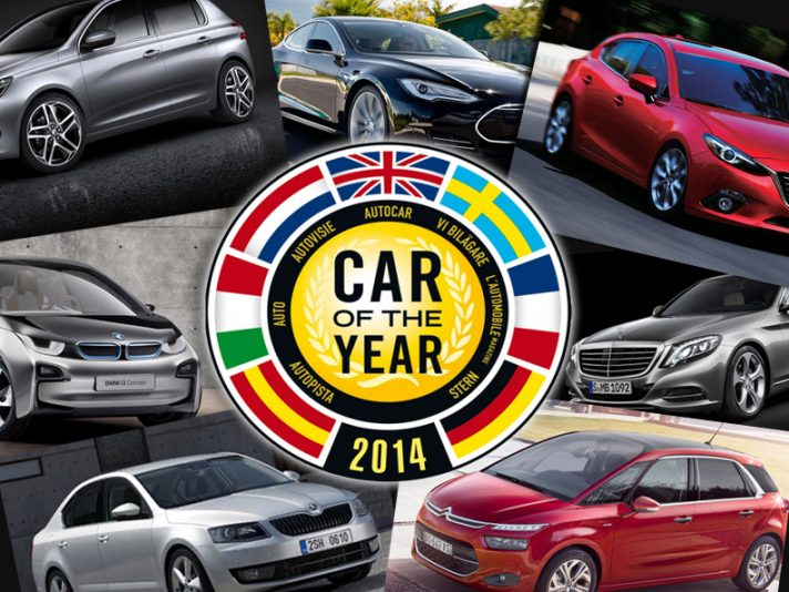 Car of the Year 2014: le sette finaliste