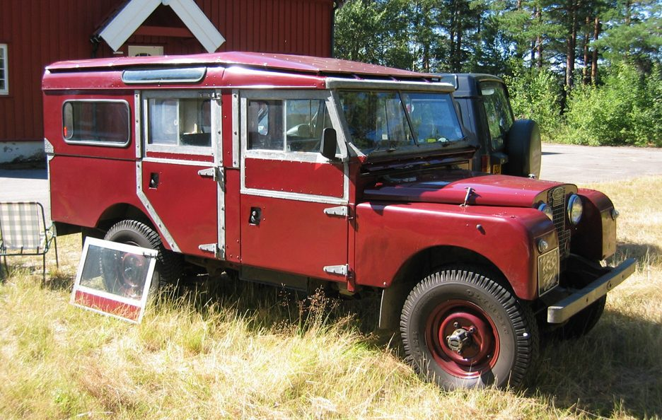 1949 - Land Rover Series I Station Wagon