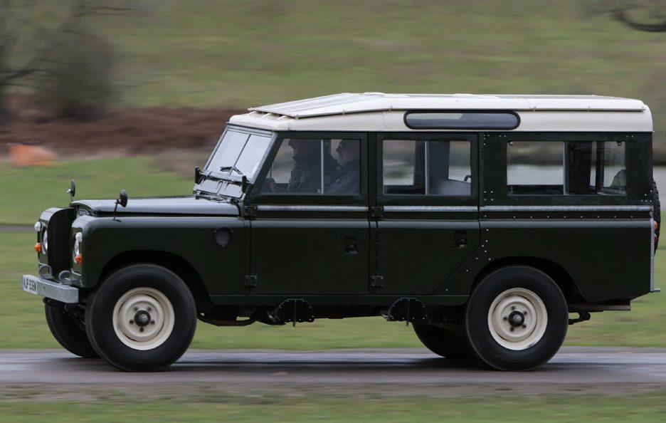 1971 - Land Rover Series III 5 porte