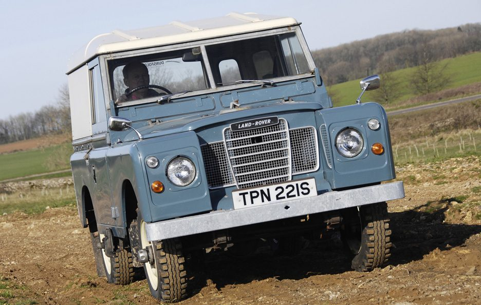 1971 - Land Rover Series III Pick Up