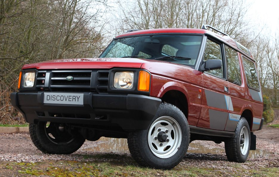 1989 - Land Rover Discovery I
