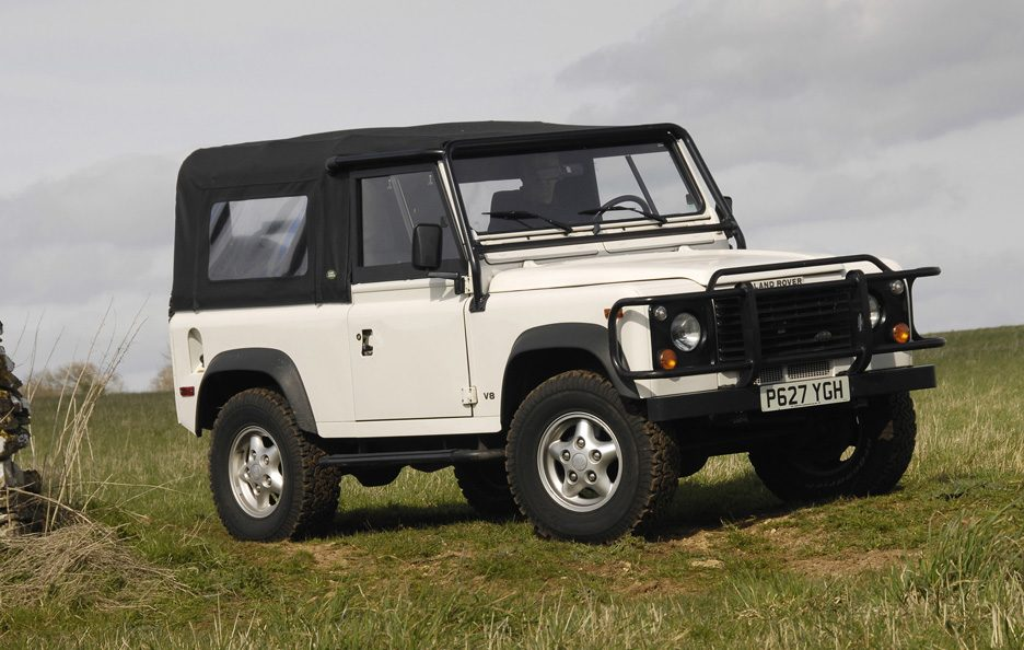 1990 - Land Rover Defender 90