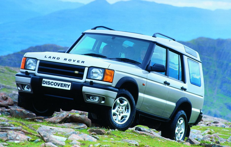 1998 - Land Rover Discovery Series II