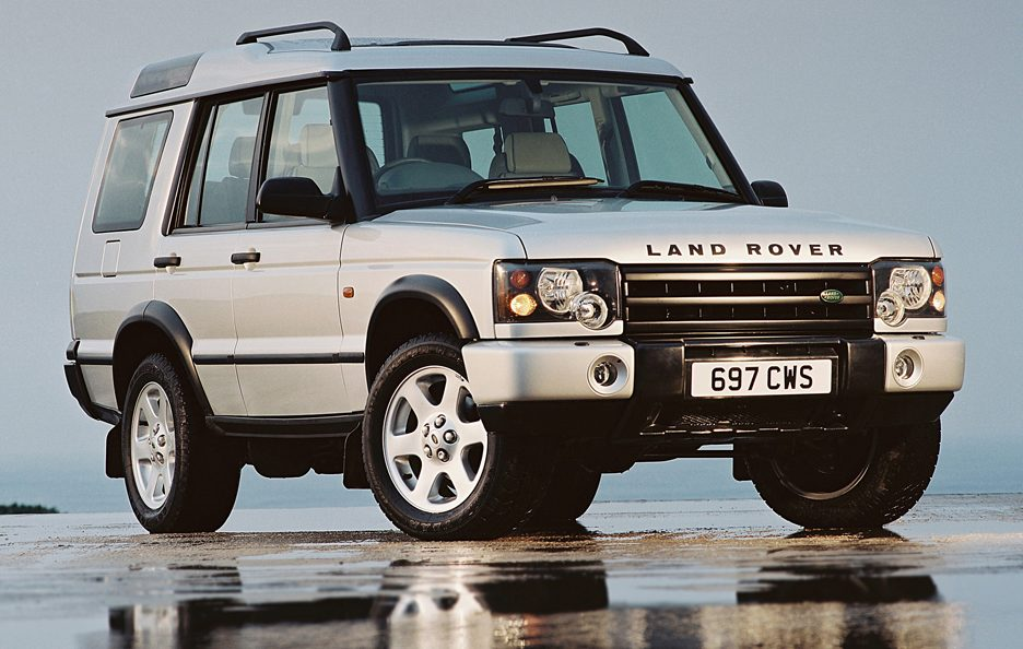 2002 - Land Rover Discovery Series II restyling