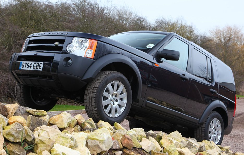 2004 - Land Rover Discovery 4