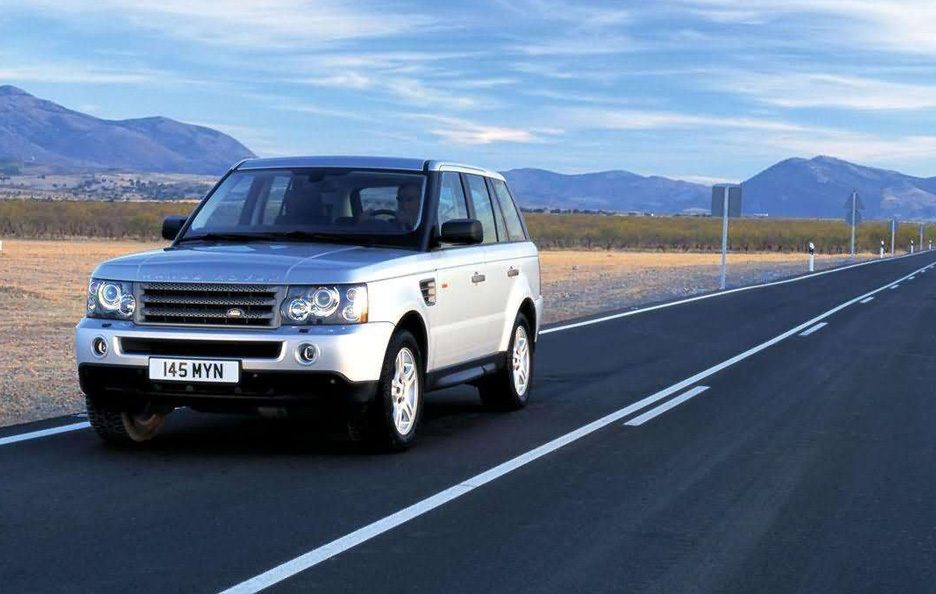 2005 - Land Rover Range Rover Sport L320