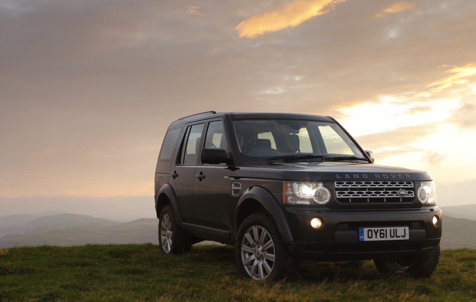 2009 - Land Rover Discovery 4
