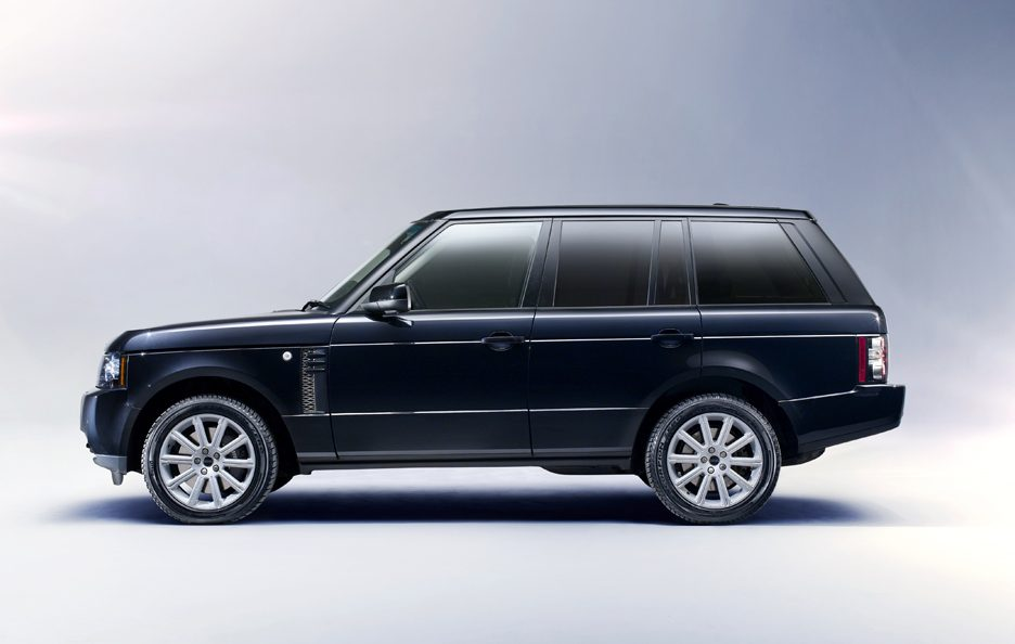 2010 - Land Rover Range Rover L322 restyling