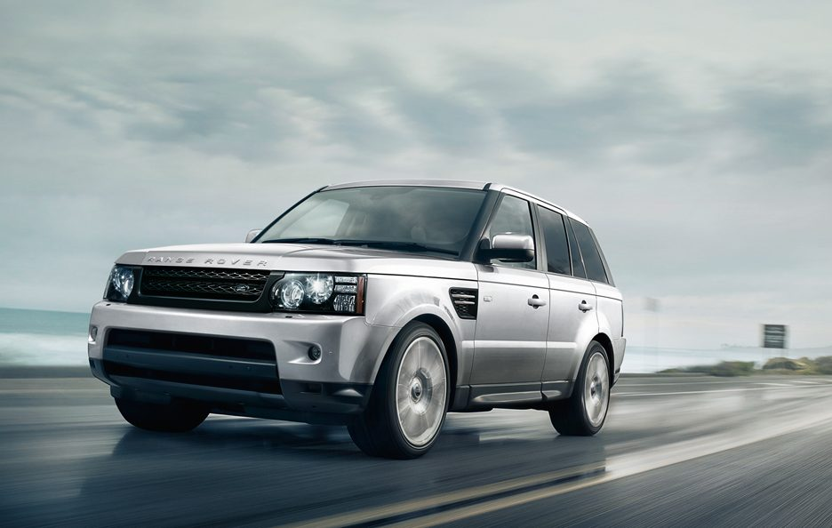 2010 - Land Rover Range Rover Sport L320 restyling
