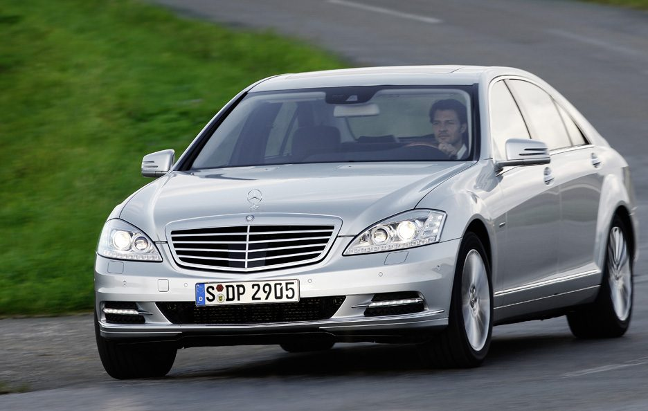 2010 - Mercedes classe S W221 restyling