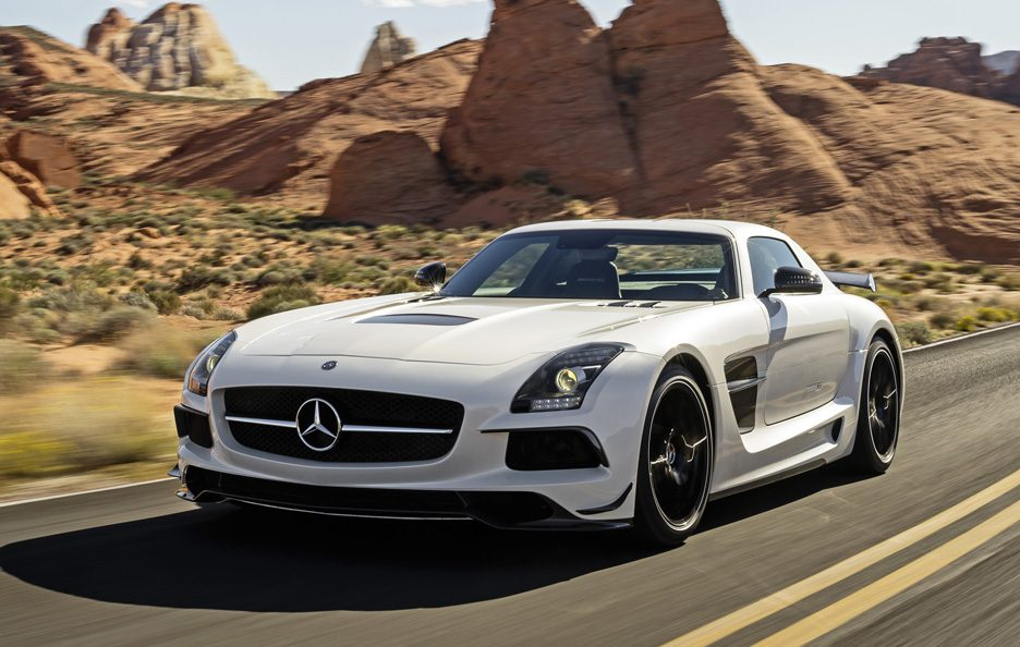 2013 - Mercedes SLS AMG Black Series