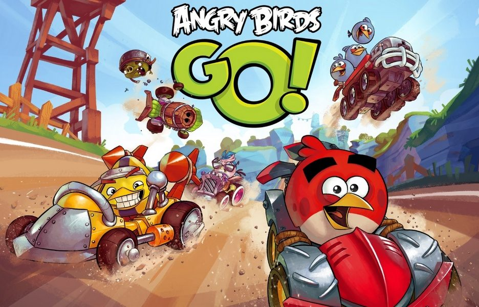 Angry Bird Go - Recensione 1