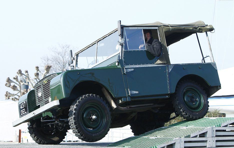 1948 - Land Rover Series I