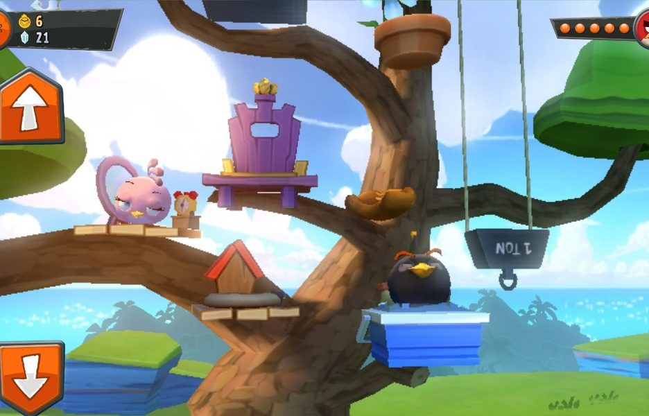 Angry Bird Go - Recensione 2