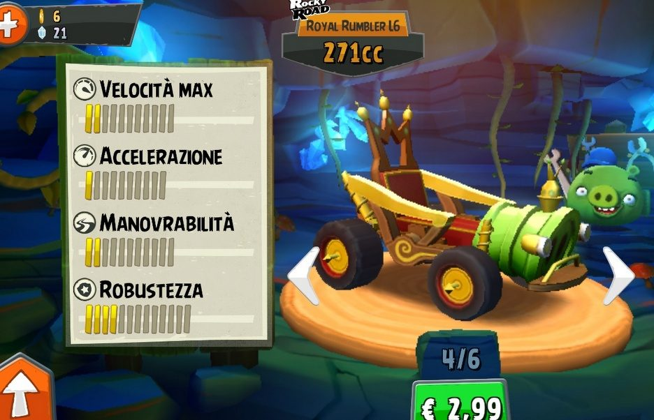 Angry Bird Go - Recensione 4