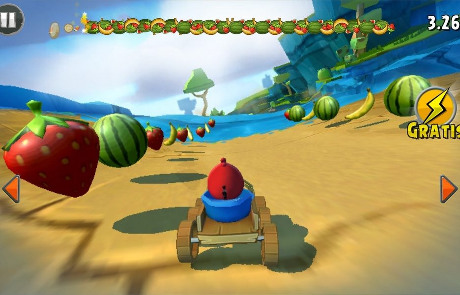 Angry Bird Go - Recensione 7