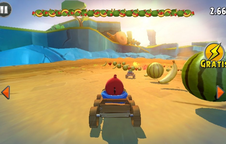 Angry Bird Go - Recensione 8