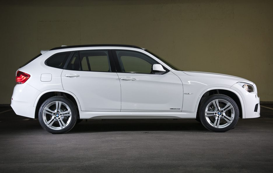 BMW X1 M Sport - Laterale