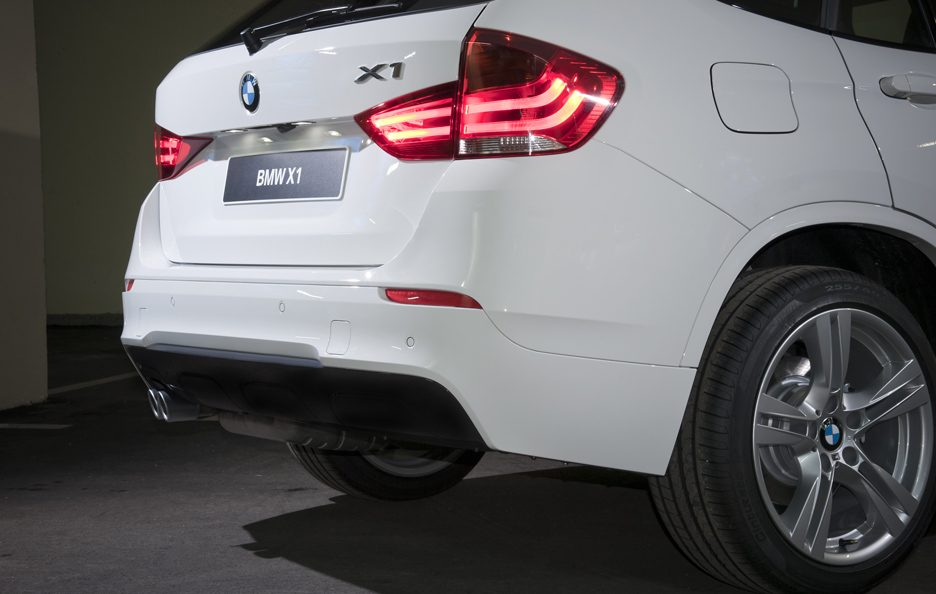BMW X1 M Sport - Posteriore