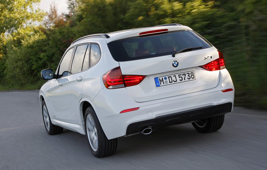 BMW X1 - Retrotreno