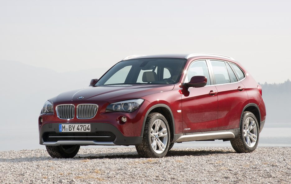 BMW X1 XDrive 28i - Design