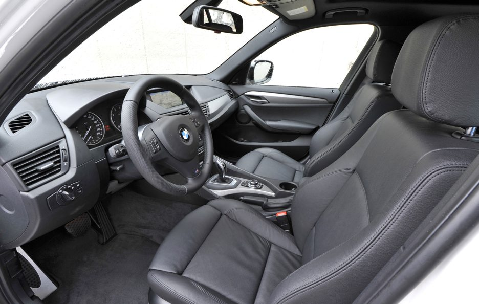 BMW X1 XDrive 28i - Interni
