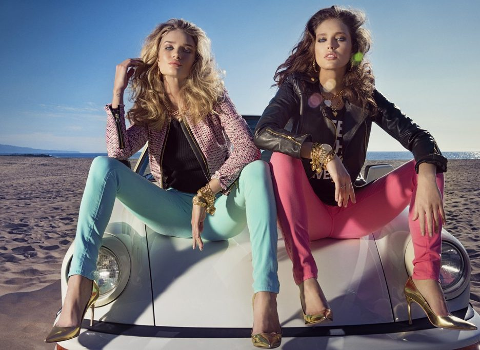 Juicy Couture - In spiaggia, bellissime