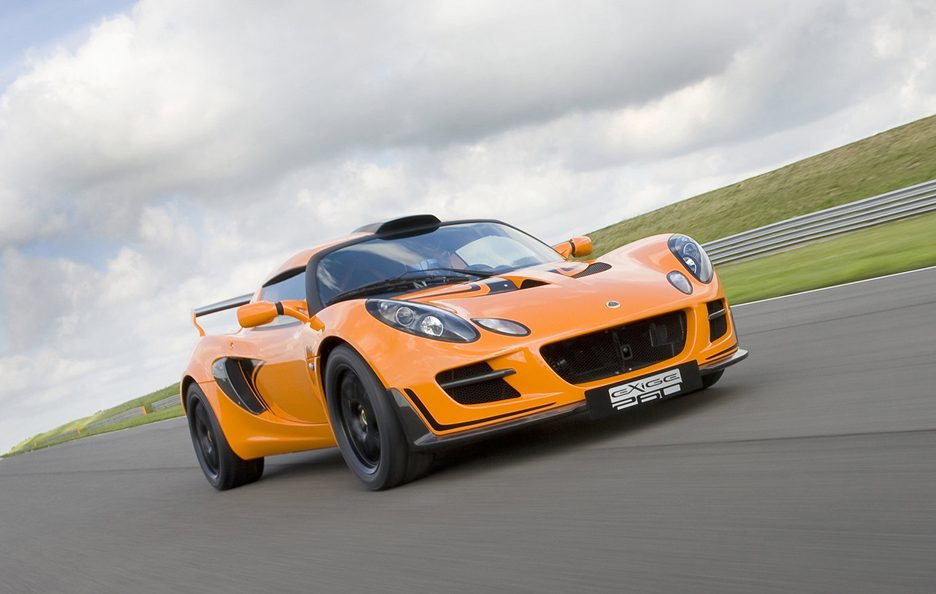 Lotus Exige Cup 260 2010 S2
