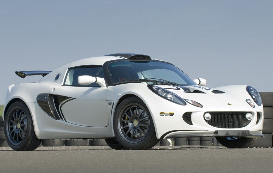 Lotus Exige Cup 260 S2 2009