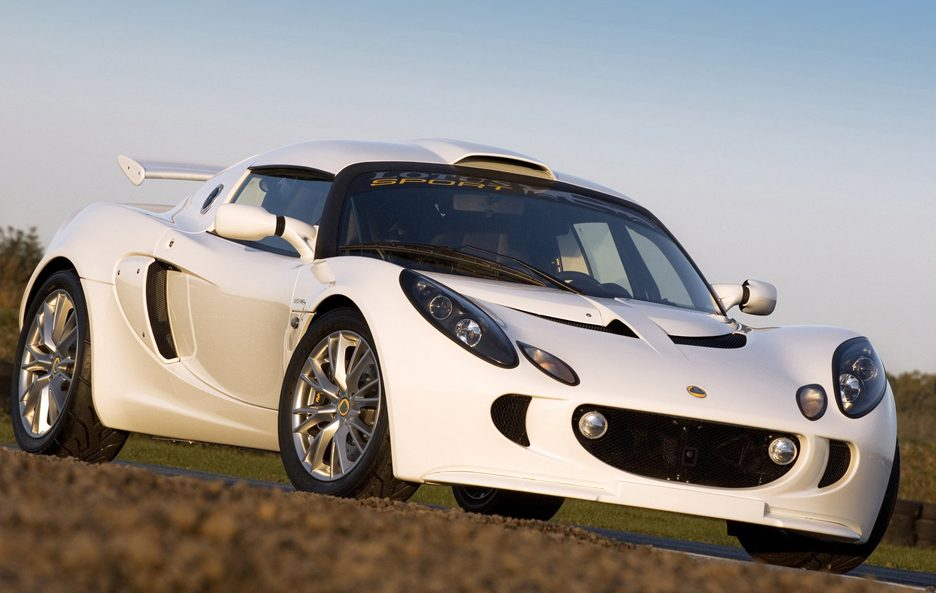Lotus Exige Cup 260 S2