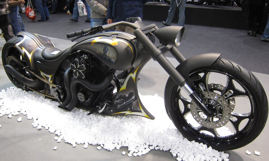 MS Atrix - Motor Bike Expo 2014