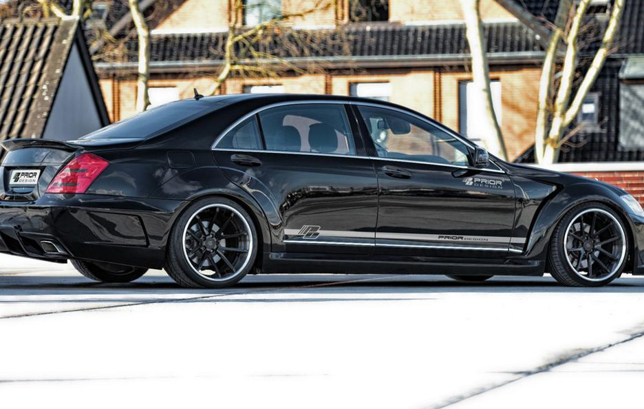 Mercedes Benz Classe S by Prior Design