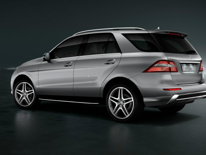 Mercedes Benz ML Special Edition 16