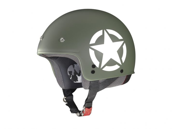 Nolan G2.1 ARMY F.Military Green