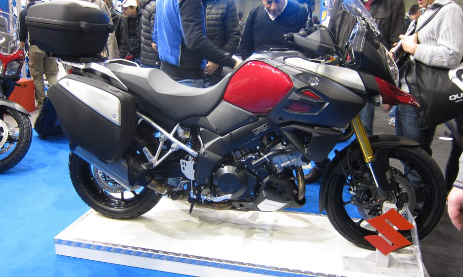 Suzuki - Motor Bike Expo 2014