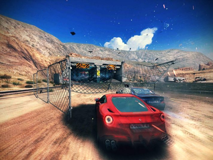 Top 5 giochi Windows Phone - Asphalt 2