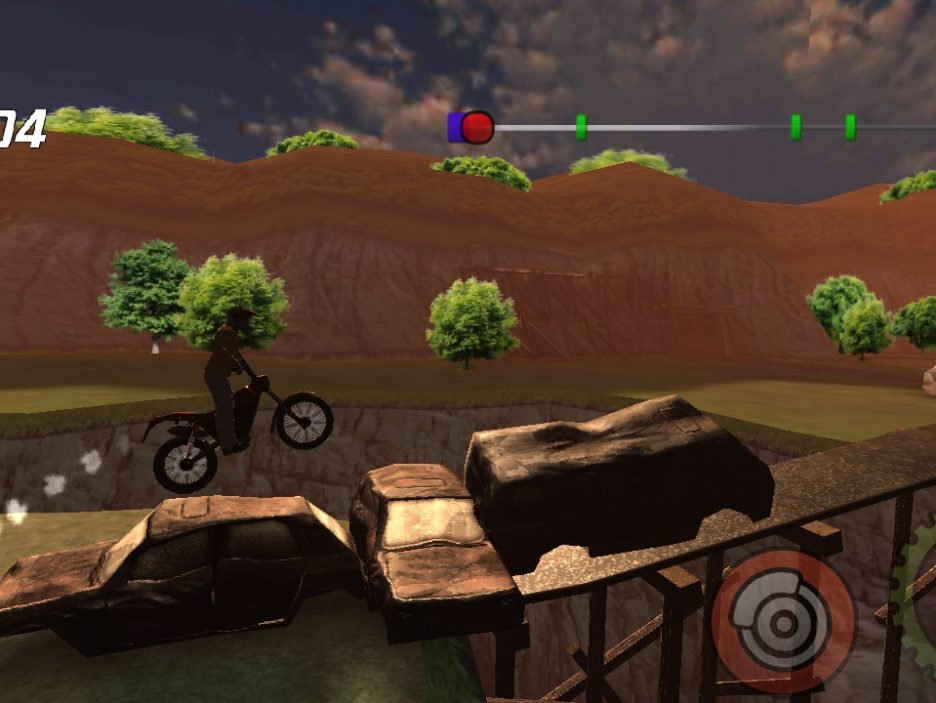 Top 5 giochi Windows Phone - Trial Xtreme 3