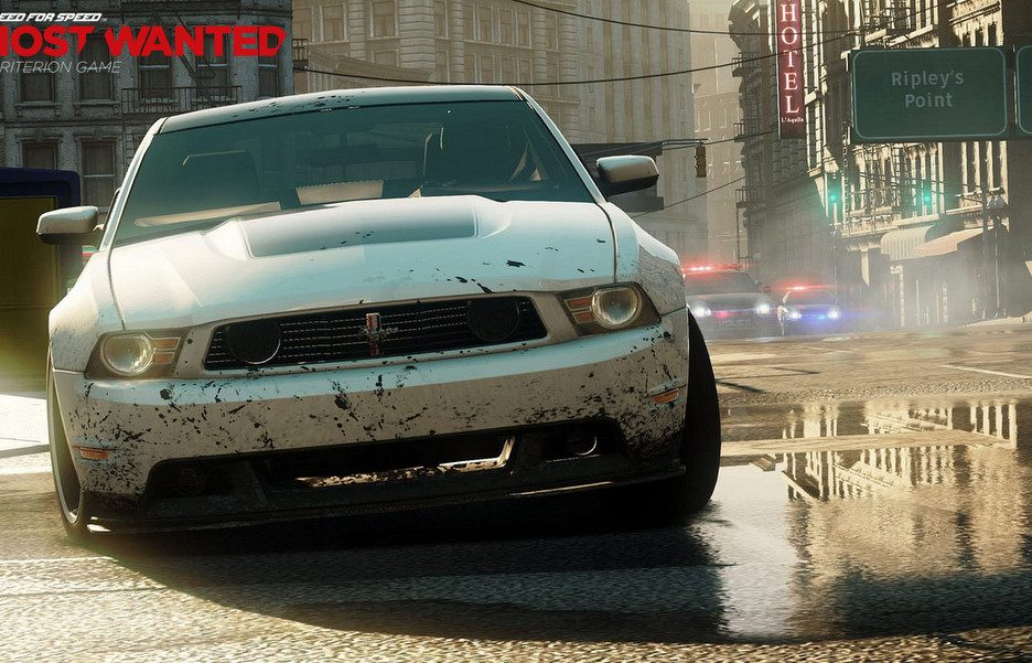 Need for Speed - Most Wanted 1