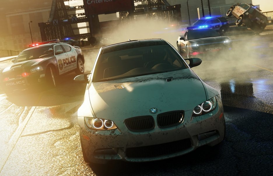 Need for Speed Most Wanted - 1
