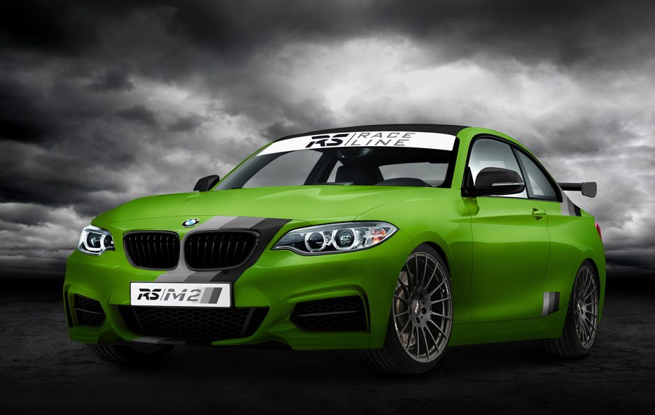 Bmw RS:M235i Green Hell Edition by RS-Racingteam